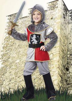 Kinderkostuum Superluxe Sir Templeton (4-6 Jaar) Knight Costume For Kids, Beady Eye, Cartoons, Style Inspiration, Costumes, Flat, Eyes, Dresses, Fashion