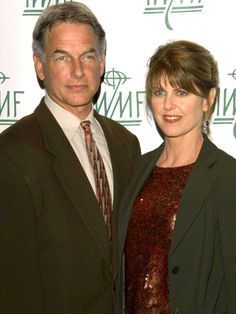 Mark Harmon and Pam Dawber, married in 86