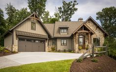 Dillard Jones Builders | Mountain Community | Luxury Living | Exterior