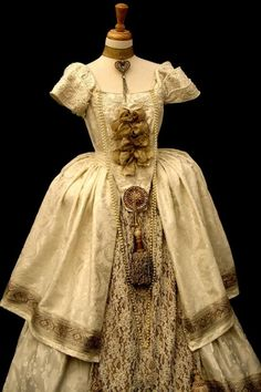 The Georgian era took place between the years 1714 and 1830 and it became known as the Regency fashion at the end of the 18th century. Like the Victorian and Rococo eras, the Georgian fashion is ch...