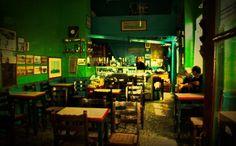 Old taverna in Aegina