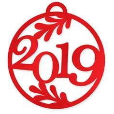 Silhouette Design Store - Product ID happy new year 2019 bauble Silhouette Design, New Years Decorations, Christmas Decorations, Christmas Crafts, Xmas, Christmas Ornaments, Windows Color, Happy New Year 2019, Happy Year