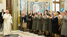 """El Papa Francisco a Salesianas: """"Sean misioneras de esperanza y de alegría"""""""