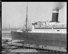 Monster bow of SS Leviathan | File name: 08_06_006142 Title:… | Flickr