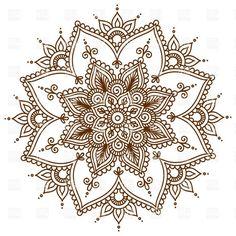 image-de-mandala-a-colorier-13 #mandala #coloriage #adulte via dessin2mandala.com