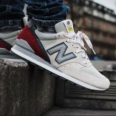 New Balance has the answers Kanye! New Balance 996 National Parks