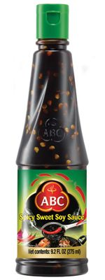 (Indonesia; Commercial): ABC Spicy Sweet Soy 9.2oz
