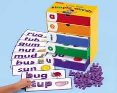 I Can Build Simple Words at Lakeshore Learning