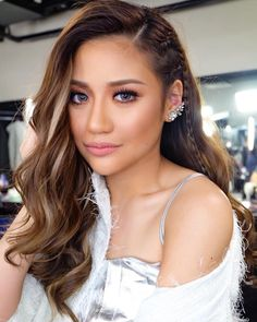 Morissete Amon Deep House Music, Amon, Beautiful Morning, Celebs, Celebrities, Latest Trends, Hair Color, Hairstyle, Singer