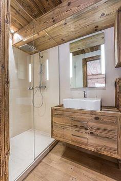 67 meilleures images du tableau salle de bain montagne en ...