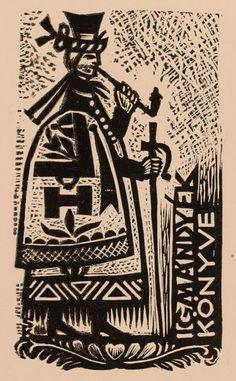 Karoly Sterbenz, Art-exlibris.net