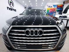 Apilkacja powłoki ceramicznej Audi Q7 Auto Detailing, Audi Q7, Bmw, Design