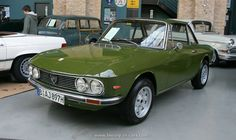 Lancia Fulvia Coupe 1970-1976 My heart stopped. Belissima!