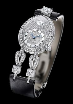 Breguet Watch  Le petit Trianon made of  for Women - Collection Haute Joaillerie Reference : GJE23BB20.9001