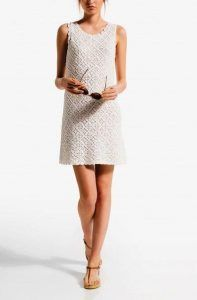 Платье от Massimo Dutti (Вязание крючком)
