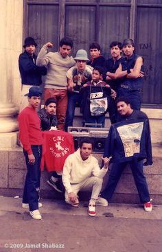 Jamel Shabazz :: Photography & Arts back in the day