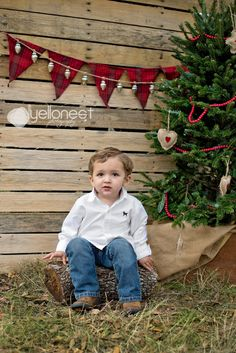 Love the flannel banner as a prop Holiday Mini Session, Christmas Mini Sessions, Christmas Minis, Silver Christmas, Christmas Photo Props, Christmas Backdrops, Photography Mini Sessions, Christmas Photography, Holiday Pictures