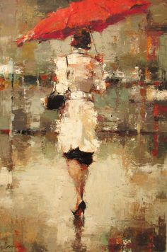 Enigmatic and alluring. Evocative and romantic.  Emotional and powerful.  All words to describe Lorraine Christie's masterful paintings that revolve around love, loss, lust and life's daily communications and confessions. Christie's urban landscapes capture poignant moments on busy streets and she uses her artistic expertise to hone in on the sheer range of emotions that come with a relationship: the euphoria, the heartbreak – and all those messy feelings in between.