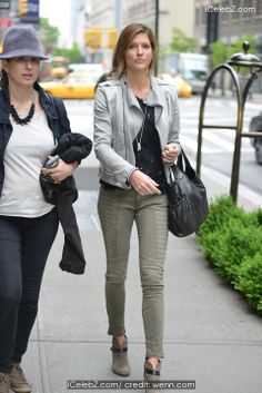 Tricia Helfer leaving her hotel in New York http://icelebz.com/events/tricia_helfer_leaving_her_hotel_in_new_york/photo1.html