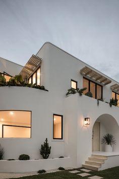 Dream Home Design, Modern House Design, My Dream Home, Home Interior Design, Interior Designing, Small House Design, Modern Architecture House, Architecture Design, Minimal Architecture