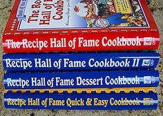 Big Rigs 'n Lil' Cookies: Recipe Hall of Fame - Cookbook Review and Giveaway!