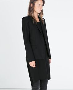 ZARA - WOMAN - LIGHT WOOL BLAZER