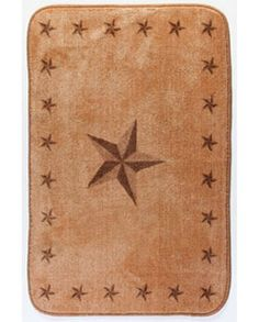 Rustic Star Rug Fort Western Online- want for bathroom