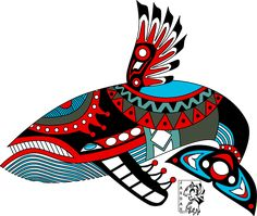 Windfish Haida Tattoo By =Songficcer On DeviantART