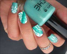 nail art bambou nail art by melyne nailart