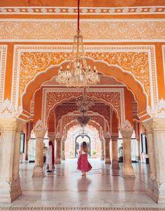 Jaipur Travel, India Travel, City Palace Jaipur, India Tour, India India, Namaste India, World Of Wanderlust, Backpacking India, Visit India