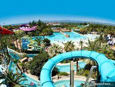 Aquatic Park Port Aventura, ¡un parque a lo grande! Spain Holidays, Holidays With Kids, Siam Park Tenerife, Benalmadena Spain, Temple Maya, Grand Canyon, Attraction, Marina Resort, Top 10 Hotels