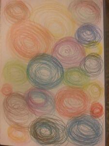 Des petits ronds par Fabienne Fhrn