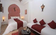 Riad de charme à Marrakech