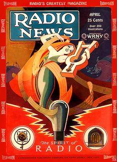 Radio News,1929