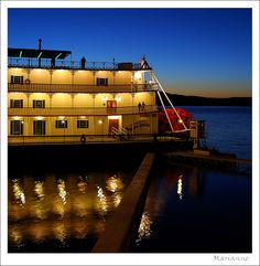 Branson Belle Boat, Branson, Missouri. SO FUN and so many things that go on here. Loved it!!