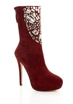CHARLES JOURDAN Embellished Boot  love it!!!!!!!!!!!!!!!!!!!!