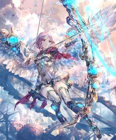 Cool Anime Girl, Girls Anime, Beautiful Anime Girl, Anime Art Girl, Manga Girl, Manga Kawaii, Kawaii Anime Girl, Anime Art Fantasy, Dark Fantasy Art