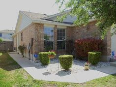 Home in the Olympic Heights Subdivision in Austin Texas
