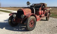 Out Of Fire: 1923 American LaFrance Type 32 #Trucks #AmericanLefrance - https://barnfinds.com/fire-1923-american-lafrance-type-32/