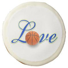 Shop Team Color Blue Basketball Theme Party ideas Sugar Cookie created by TDSwhite. Basketball Cake Pops, Sports Basketball, Party Themes, Party Ideas, Gift Ideas, Artificial Food Coloring, Gifts For Sports Fans, Custom Cookies, Chocolate Flavors