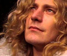 Robert Plant of Led Zeppelin.. :)