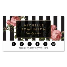 Best Customer Loyalty Card Templates Images On Pinterest Card - Business loyalty card template