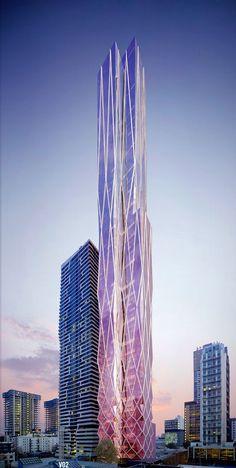 54-64 A Beckett Street - The Skyscraper Center