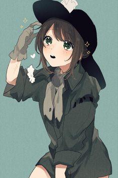 Kawaii Anime, Lolis Anime, Female Characters, Anime Characters, Anime Lindo, Identity Art, Anime Art Girl, Anime Girls, Character Design