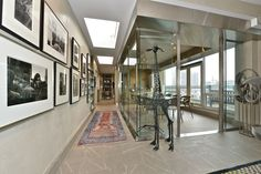 Condo of the Week: $2.6 million for a skylit penthouse above the Yorkville Whole Foods