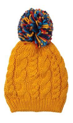 Louche Dorris Bobble Hat