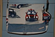 "CheRRy's World: Messenger Bag ""Mini Cooper"""