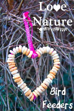 Enjoy your local wild birds and encourage a love of Nature with this heart shaped DIY bird feeder craft for kids. Enjoy your local wild birds and encourage a love of Nature with this heart shaped DIY bird feeder craft for kids. Easy Crafts For Kids, Summer Crafts, Toddler Crafts, Diy For Kids, Kids Nature Crafts, Beach Crafts, Fall Crafts, Indoor Activities For Kids, Craft Activities