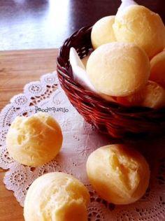 「白玉粉でポンデケージョ」Mariee | お菓子・パンのレシピや作り方【cotta*コッタ】