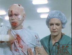 From Beyond - Aux Portes De L'au-delà - 1986 - Critique - Also Known As Stuart Gordon, From Beyond, Horror Films, Photography, Fictional Characters, Puertas, Photograph, Horror Movies, Photo Shoot